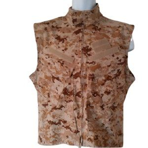 Tactical Sport Vest Desert Digital Paintball Games